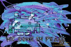 fordee we come in peace