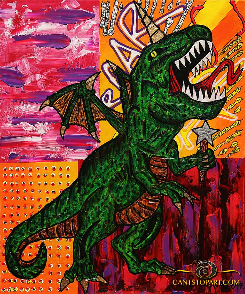 Unicornasaurus Rex