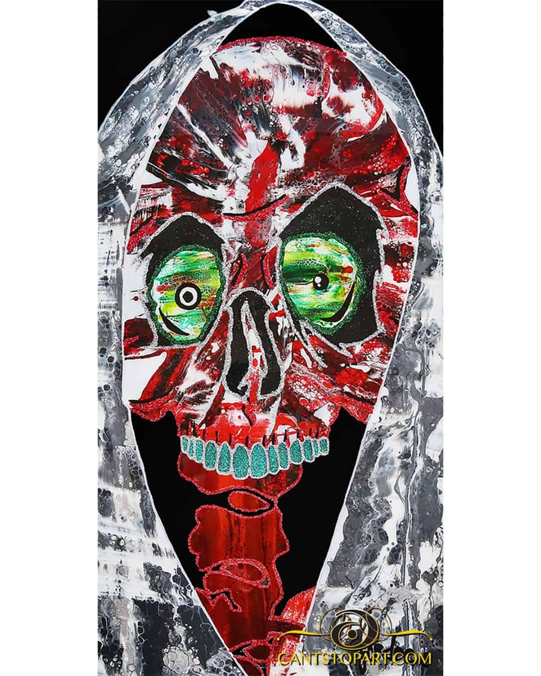 Portrait: Skeleton