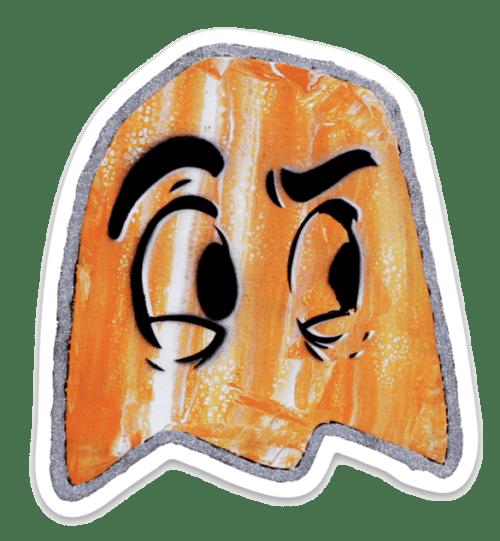 orange ghost