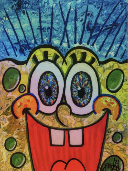 Bob Sticker